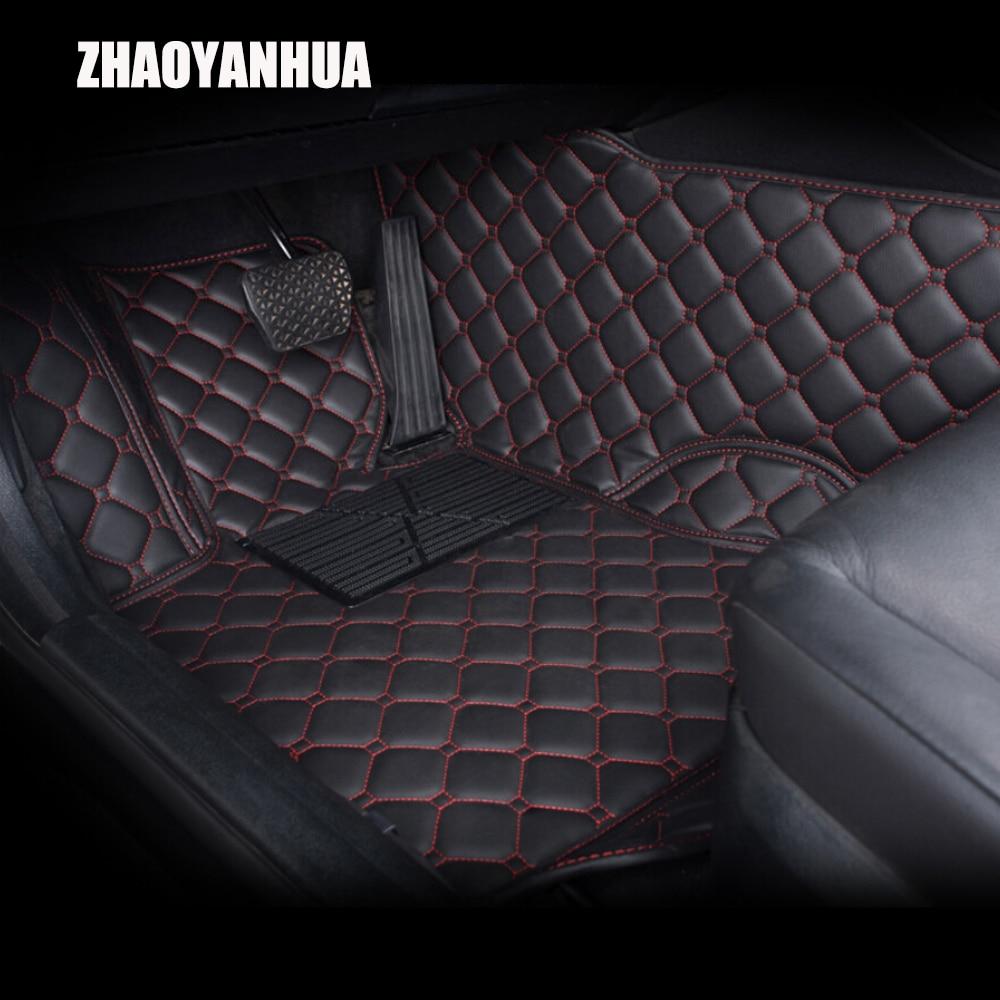 Floor mats odyssey - Custom Fit Car Floor Mats For Honda Odyssey Vezel Fit City Crosstour Jade Crider Spirior Civic
