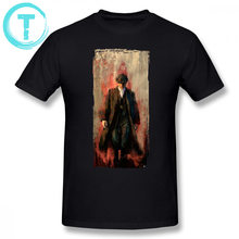 Peaky Blinders T Shirt T-Shirt 4xl 100 Percent Cotton Tee Short Sleeve Classic Men Graphic Cute Tshirt
