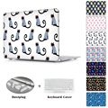 Cat Dog Flamingo Seamless pattern Case For Macbook Air Pro 11 13 15 Retina 13 Case For Mac book Pro 13 15 Retina Laptop Cover