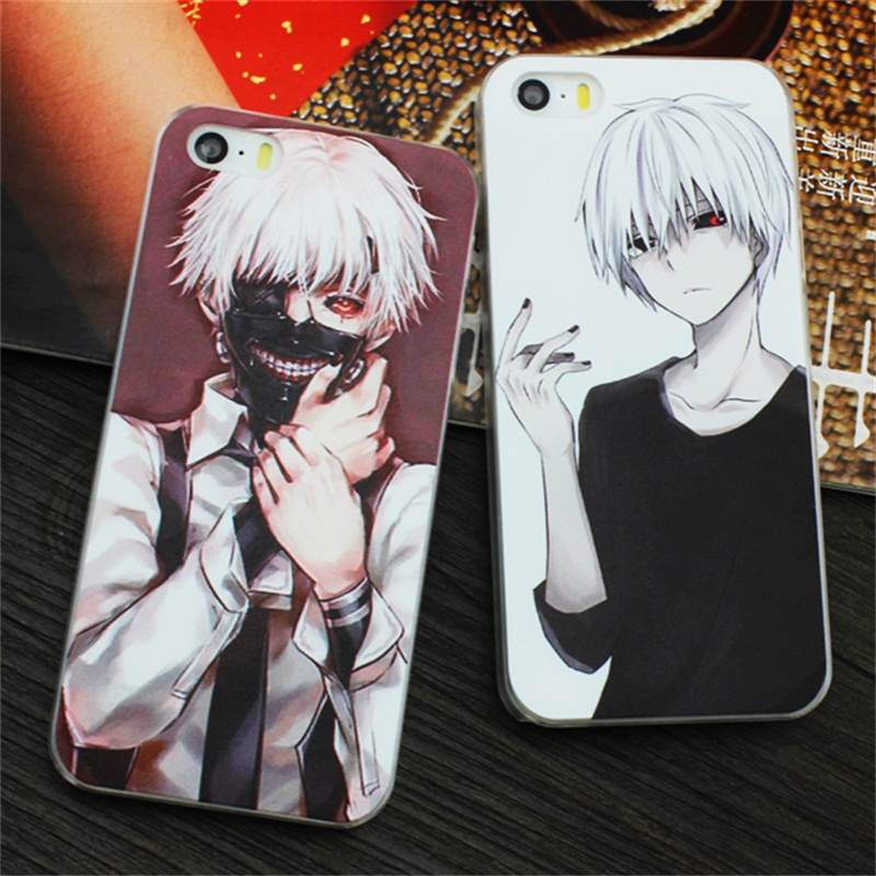 Japanese anime Phone Case For iphone 6 Tokyo Ghoul Sun kinds 6Plus Phone Case 5S Jin Muyan silicone soft shell free shipping