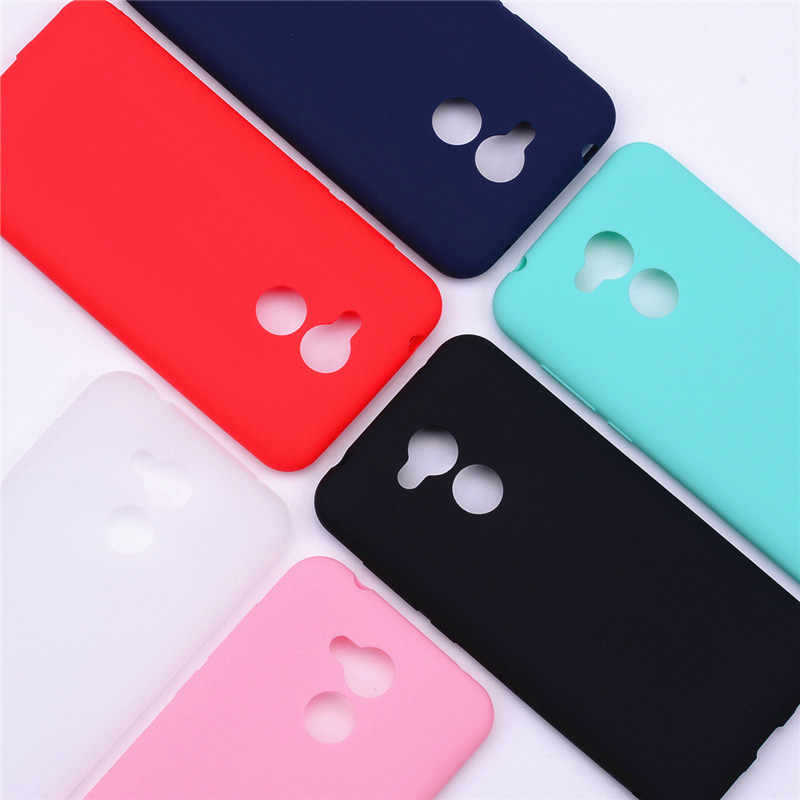 Soft Silicone Case for Huawei Honor 6A Case Cover DLI-TL20 TPU Matte Phone Back Case FOR Huawei Honor 6A 5.0 Case Coque Cover