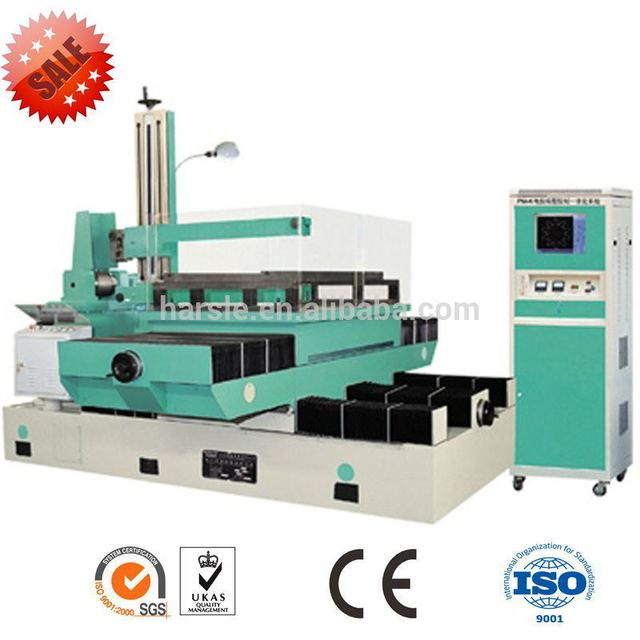 DK77 Series DK 7720 High Speed CNC EDM Wire Cutting Machine Price ...