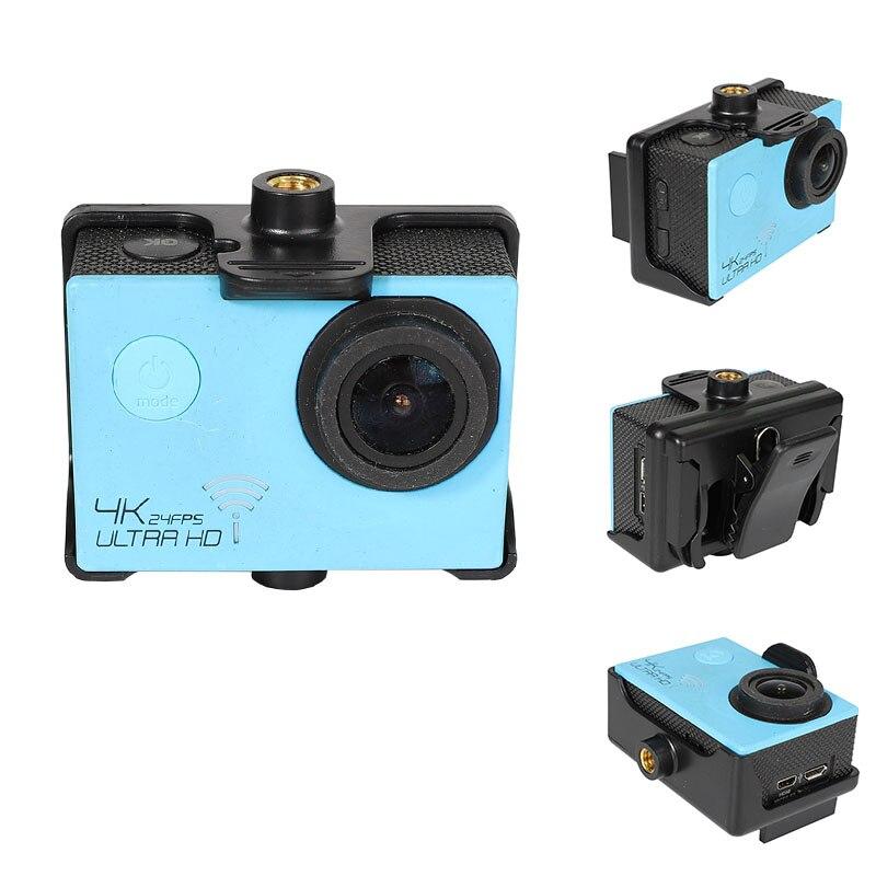 Durable Action Frame Case Practical Mount Camera Backpack Clip For SJ4000 SJ9000