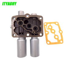 Car Transmission Dual Linear Solenoid FOR Accords  Ody ssey Acuras OE 28250 P6H 024 28250P6H024