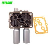 เกียร์ Dual Linear Solenoid สำหรับ Accords   Ody ssey Acuras OE 28250 P6H 024 28250P6H024