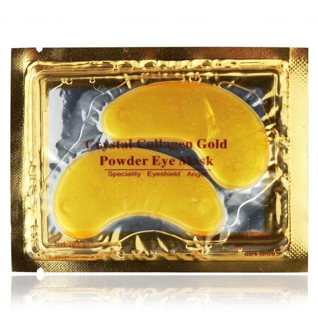 Set Gold Collagen Mask