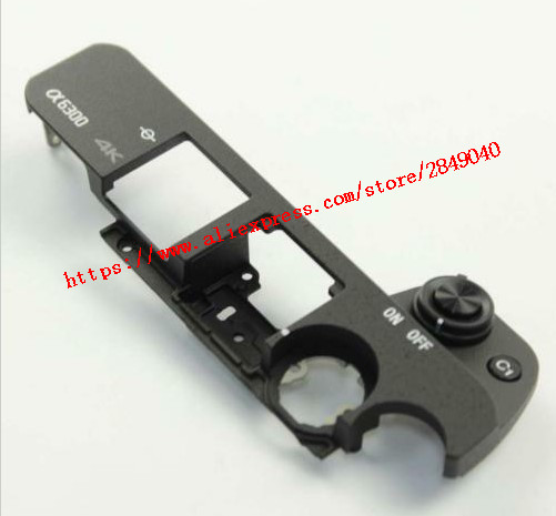 Repair Parts For Sony A6300 ILCE-6300 Top Cover Ass'y New A2121232A