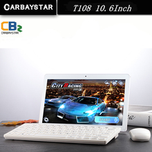 Carbaystar T108 10.6 pulgadas Octa Core Android Tablet pc 1366 * 768 IPS screen phone call Android 5.1 Tablet pc