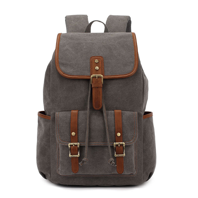 Best Sellers Canvas Backpack Classic fashion women's small fresh School Bag Travel Bags Large Capacity Travel Backpack Bag