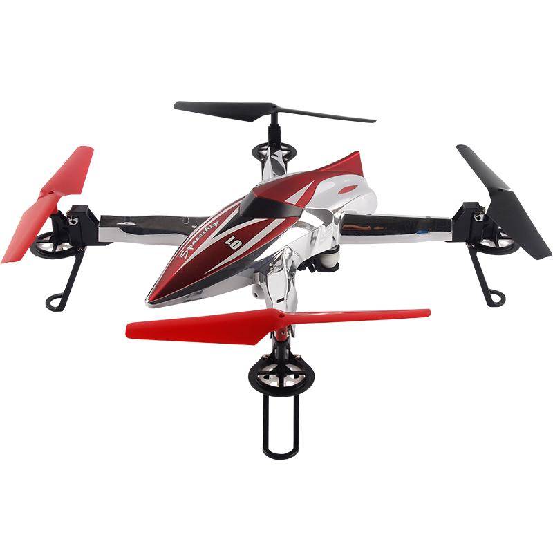 Wltoys Q212G FPV Quadcopter 720P Cam 2.4G 6Axis RC Drone N50 3025 Motor 3D Hovering CF Mode Altitude Hold One Key Return LED RTF