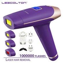 Lescolton 700000 回iplレーザー脱毛器機lazer epilasyon lcdディスプレイ脱毛boayビキニ顔脇の下