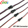 JST SM Connector 2pin / 3pin / 4pin / 5pin Male And Female Set 5set/lot