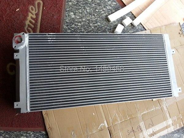 WJIER air cooler oil cooler water cooler for screw air compressor 1614667300 new premium air cooler