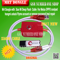 MRT Dongle For Meizu OPPO Coolpad Hongmi Unlock Flyme Account Or Remove Password Imei Repair Fully