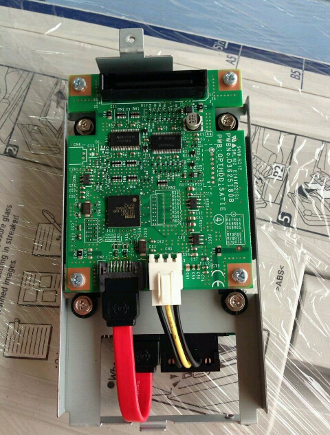 FOR RICOH mp5000b hard disc hard driver control board ricoh mp 2014ad