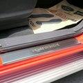Порог Для Ford Ranger T6 100% Стальные Двери, Декоративные Пороги Для Ford Ranger 2012 2013 2014 Стайлинга Автомобилей Накладки На Пороги Защитные