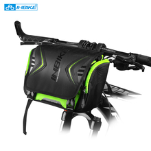 Bicycle bag waterproof large capacity handlebar front tube bicycle pocket shoulder accessories H-9