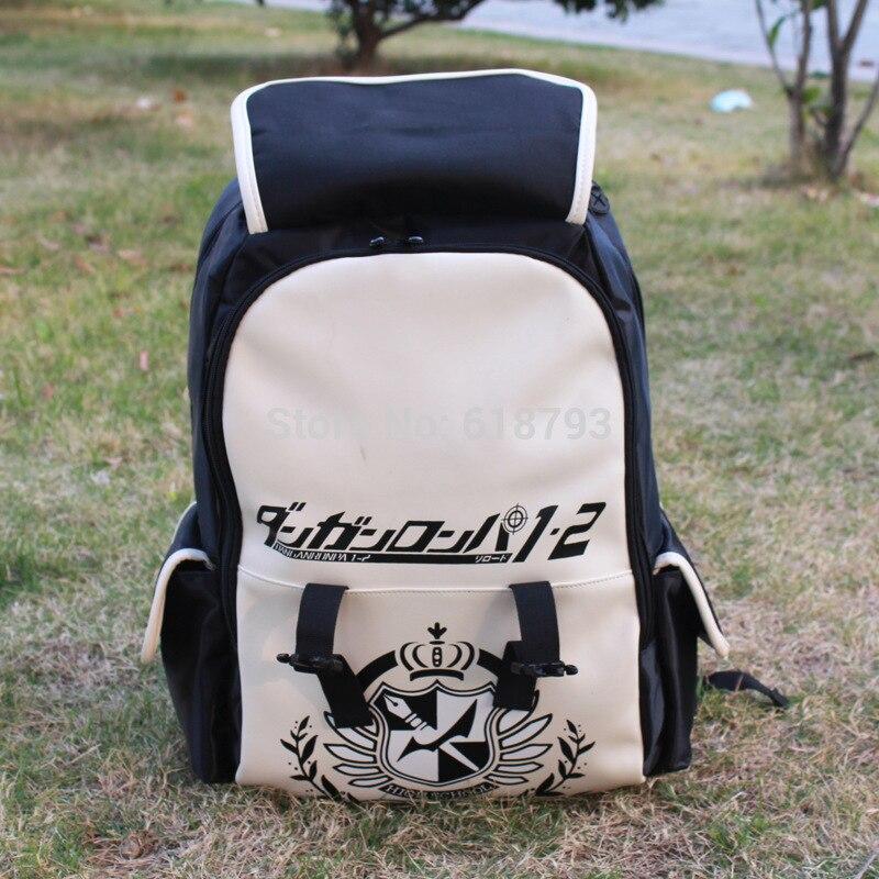 b80f69126f Aliexpress.com  Comprar Hot anime danganronpa  Trigger Happy Havoc  ordenador mochilas amarillo grande escuela bolsas de viaje diario mochilas  bolsa de ...