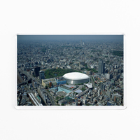 High Quality Acrylic Frige Magnet Tokyo Beauty Japanese Souvenir