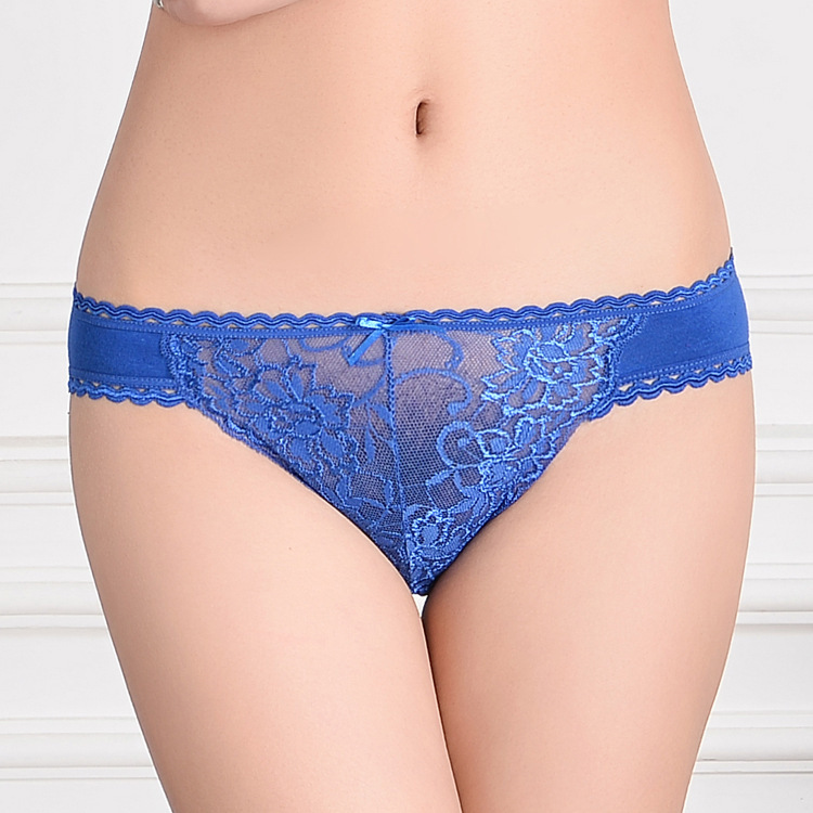 Lace panties for women feature lace fabric that is comfortable, attractive, lightweight, and designed to hide panty lines. With a moisture-wicking capability and drying effect, this style of underwear will keep moisture away from your body while maintaining breathability.