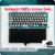 "Marca New Laptop AZERTY Francês FR Teclado para Macbook Pro 13 ""Teclado Francês A1278 & Backlight Retroiluminado 2009-2012 Ano"