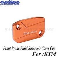 Réservoir de Frein avant Casquette maître-cylindre Couverture pour KTM SX SXF XC EXC XCF EXCF 125 144 150 200 250 300 350 400 450 500 525 530