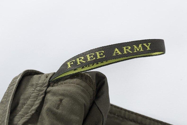 Per Pantaloni Casual Dell'esercito 10