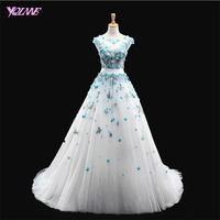 YQLNNE 2018 Quinceanera Dresses Ball Gown Sweet 16 Dress Lace Embroidery Tulle Vestidos De Debutante 15