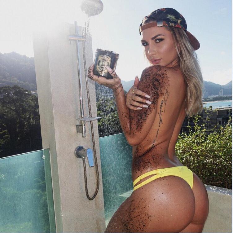 Sexy Brazilian Womens Swimming Swimmer Pants Thong Cheeky Ruched