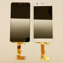 Für huawei honor 6 lcd display mit touchscreen digitizer assembly kostenloser versand
