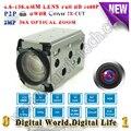 Bloco de H.265 1080 P câmera de segurança cctv câmera ptz ip zoom Óptico de 36X zoom da câmera speed dome módulo módulo cam mini câmera