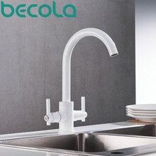 becola new design swivel spout font b kitchen b font font b faucet b font fashion