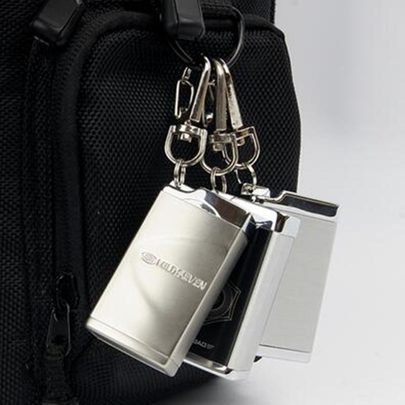 Outdoors Storage Shish Sheshi Multi Tools Keychain Portable Stainless - Kampimi dhe shëtitjet - Foto 3