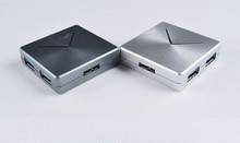 Супер Скорость USB 3.0 HUB 4 Порты и разъёмы 5 Гбит/Micro USB HUB Высокое качество HUB USB разветвитель адаптер для ПК Компьютерная периферия интимные аксессуары