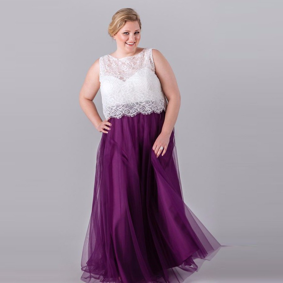 Compare Prices on Purple Evening Gown Plus Size- Online Shopping ...