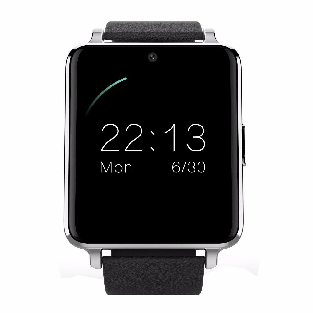 Silver BM7P Bluetooth Smart Watch smart alarm clock on wrist activity tracker men watch & Phone