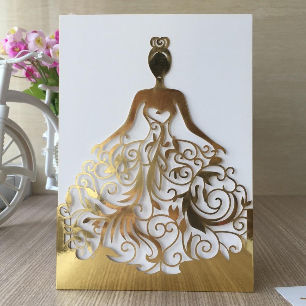 Gift Box Wedding Invitations: 12psc/lot Free Shipping Gift Box Envelope Type Kraft