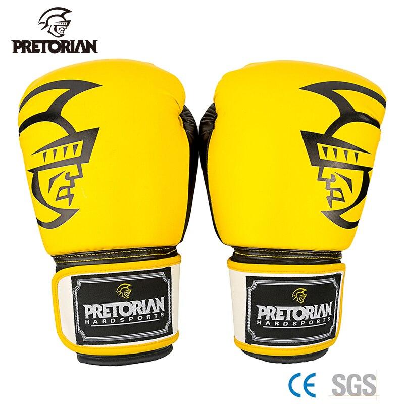 2016 Hibe Kickboks Eldiven Fitness Spor Ekipmanları MMA Kickboks Pretorian Muay Thai Karate Luva Boxe Teakwondonun Eğitim Suit