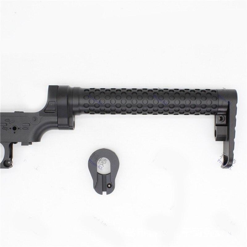 US $40 95 9% OFF|AK Uncle gel ball gun all metal butt jinming 9 M4A1 GEN 8  Gel blaster WBB metal butt toy gun accessories-in Toy Guns from Toys &