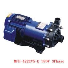 CE утвержденный 50 Гц/60 Гц 380 В 3 фазы магнитный привод насоса MPH-422CV5-D большая модель с super power большой емкости Высокого голову