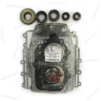 OVERSEE 9 9D 15D Gasket Set Powerhead Replaces Yamaha 6E7 W0001 A1 Outboard Engine