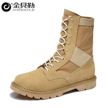 Plus Size 35-46 Fashion High-top Military Ankle Boots Unisex Winter 2016 Handmade Women Vintage Boots Leather Canvas Shoes Khaki
