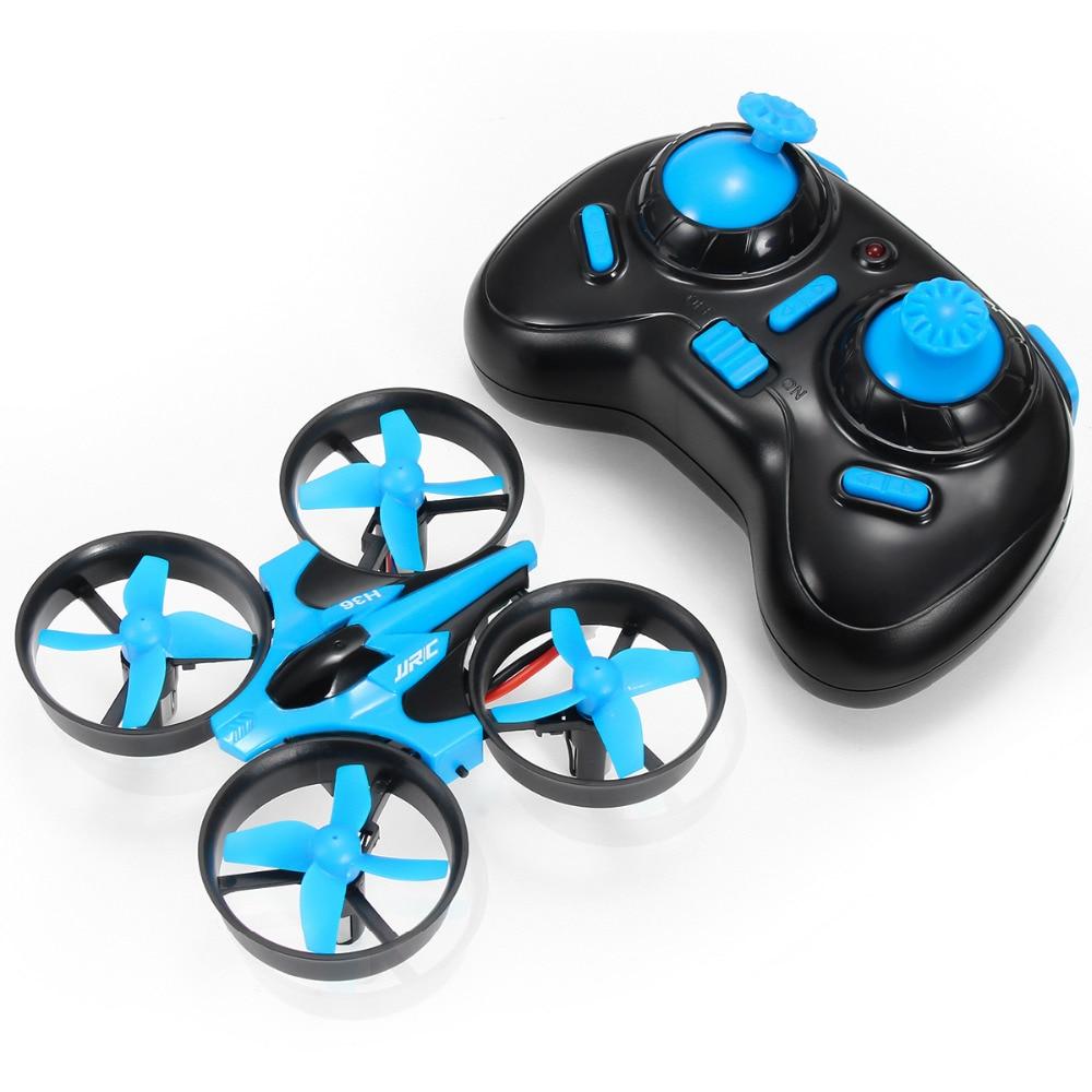 JJR/C JJRC H36 Mini Quadcopter 2.4G 4CH 6-Axis Speed 3D Flip Headless Mode RC Drone Toy Gift Present RTF VS Eachine E010 H8 Mini 1