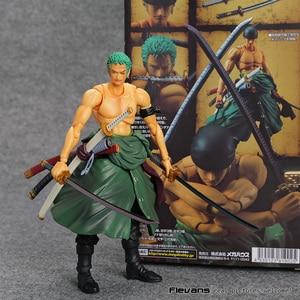 Image 4 - MegaHouse Variable Action Heroes One Piece Luffy Ace Zoro Sabo กฎหมาย Nami Dracule Mihawk พีวีซีแอ็คชั่นรูปของเล่นสะสม