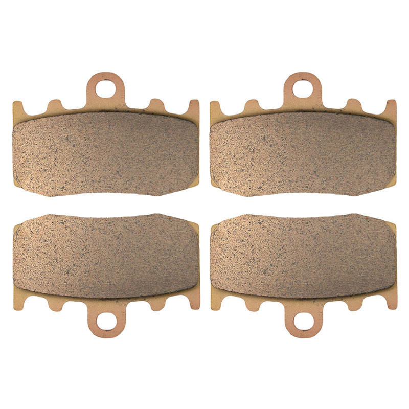 Motorcycle Parts Front Brake Pads Kit For BMW R1150GS R1150 R 1150 GS Adventure Evo 2001-2002 Copper Based Sintered motorcycle semi metal sintered 4pcs front rear motorcycle brake pads for yamaha ttr250 tt r250 1999 2006 2000 2001
