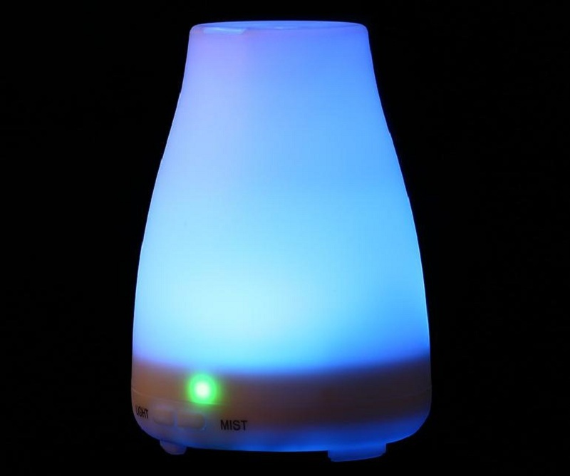 NEW Ultrasonic Humidifier LED Light 7 Color Change Dry Protect Ultrasonic Essential Oil Aroma Diffuser Air Humidifier Mist Maker 600d nylon military tactical backpack waterproof molle army climbing bag 6color outdoor camping hiking hunting backpack rucksack