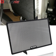 Motorcycle CNC Aluminum Alloy Motorbike Radiator Protective Cover Grill Guard Grille Protector For Honda CB 650R CB 650 R 2019