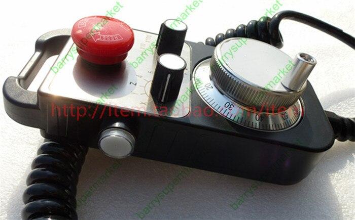 Электронное ручное колесо с ручным импульсным генератором, портативная коробка 1474 1468, ручной импульсный генератор, маховик - 3
