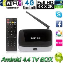 Alto Qulity Q7 CS918 RK3188 Quad Core Android 4.4 Smart TV Box 1080 P 2 GB RAM de TELEVISIÓN En Vivo Gratis + Rii i8 Con Mando a distancia