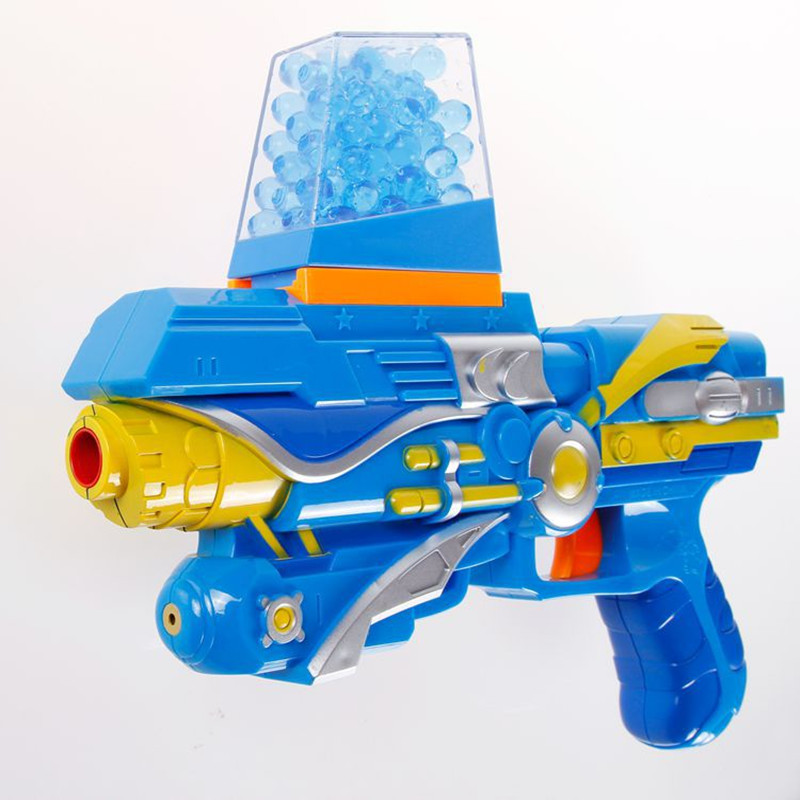 Children's Toy Guns Water Cannon Soft Bullets Plastic Toys CS Infrared Games Shooting Toys Water Bullets Guns Free Of Shipment